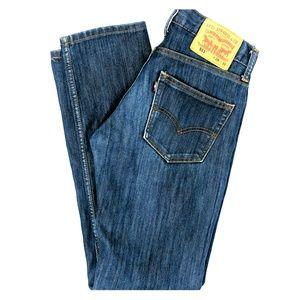 Levis 511 jeans w 28  L32
